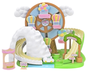 Sylvanian Families Calico Critters Baby Ferris Wheel