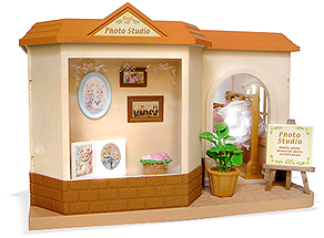 Sylvanian Families Village Photo Studio